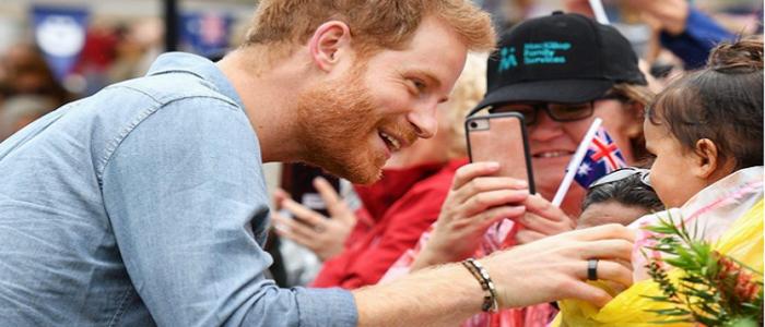 ما سر خاتم الأمير هاري الغريب؟