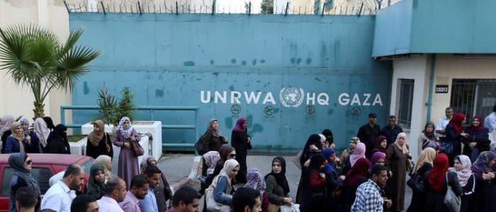 الأونروا تسحب موظفيها من غزة لأسباب أمنية