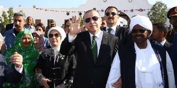 البشير يشارك في تدشين مطار اسطنبول الدولي
