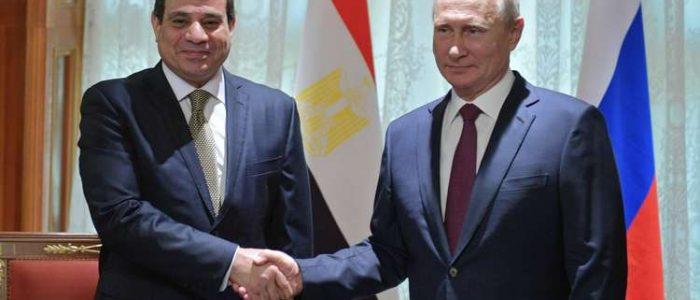 توقيع اتفافية للتجارة الحرة بين مصر والاتحاد الأوراسي العام المقبل