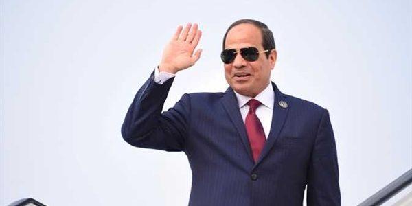 السيسي يتوجه إلى السودان