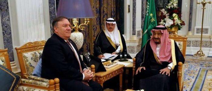 وزير الخارجية الأمريكي: سنحافظ على مصالحنا مع السعودية