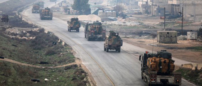 التنافس الأمريكي الروسي في سوريا