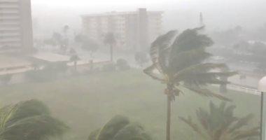 """العاصفة """"ويلا"""" تتحول إلى إعصار من الدرجة الرابعة وتقترب من المكسيك"""