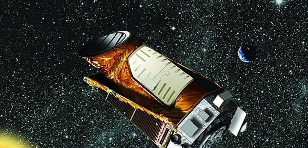 ناسا تفقد تليسكوب الفضاء كبلر بعد نفاد الوقود