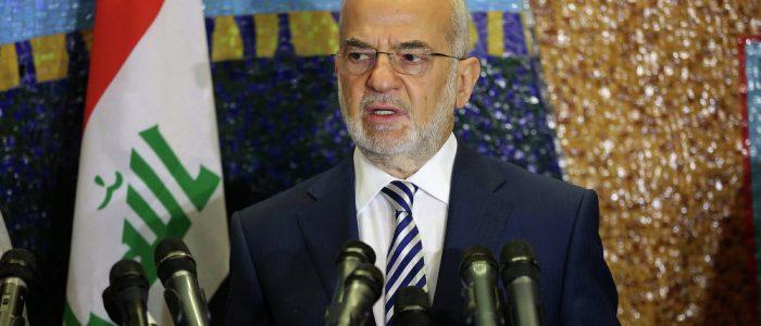 وزير الخارجية العراقي يصل العاصمة السورية