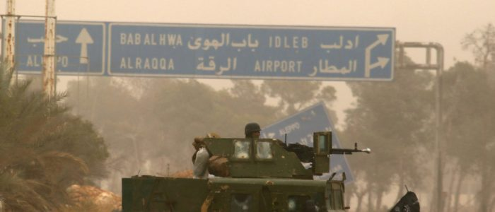 """تنظيم """"النصرة"""" يمنح سيطرة كاملة على إدلب بعد اتفاق وقف إطلاق النار"""