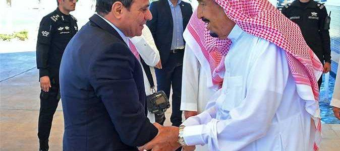 ماذا قال الرئيس السيسي خلال اتصاله الهاتفي مع الملك سلمان بن عبدالعزيز ؟