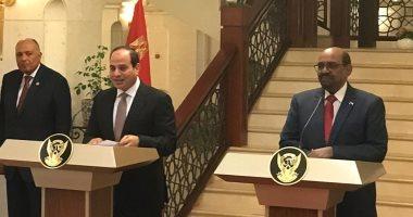 أهم  10 معلومات عن العلاقات بين مصر والسودان