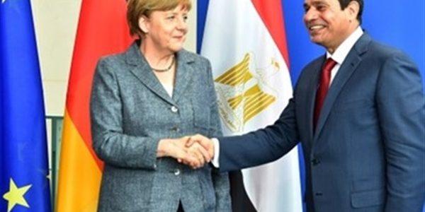 الرئيس السيسى يستقبل اليوم وزيرى الخارجية والداخلية الألمانيين