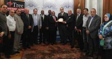 رجال أعمال إسكندرية تبحث سبل دعم الاستثمار بين مصر وتنزانيا