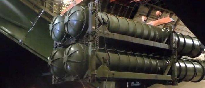 """صواريخ """"إس-300"""" الروسية تشكل تهديد لإسرائيل بعد وضعها في سوريا"""