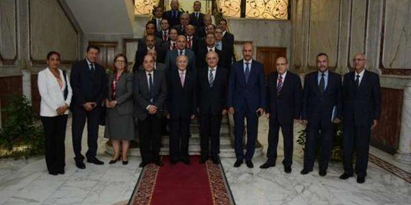 وزير الإنتاج الحربي يستقبل عددا من السفراء لفتح آفاق جديدة للتعاون