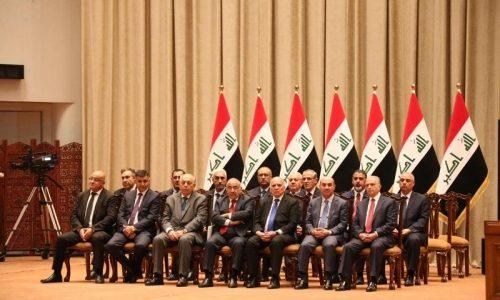 14 عضوًا من المستقلين.. البرلمان العراقي يمنح الثقة لحكومة عبدالمهدي