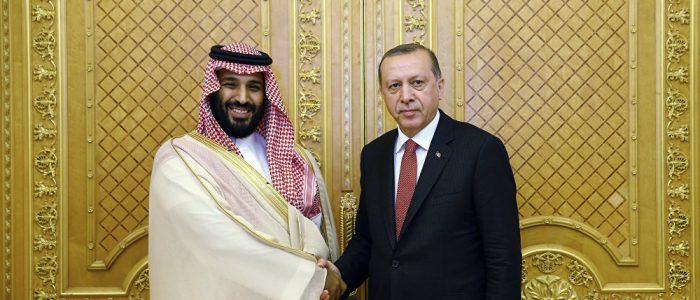 ارتباك في الرئاسة التركية بشأن ابن سلمان
