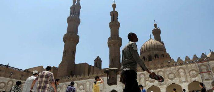 سفير نيجيريا في مصر يشيد بالأزهر