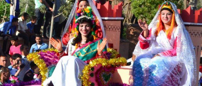 مراسيم الزفاف لدى الأمازيغ