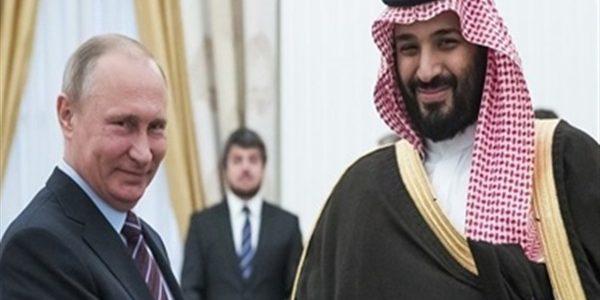 «الكرملين»: لقاء مرتقب بين «بوتين» وولي العهد السعودي خلال قمة العشرين