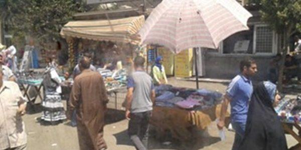 حقيقة العثور على قنبلة في ميدان الجيزة