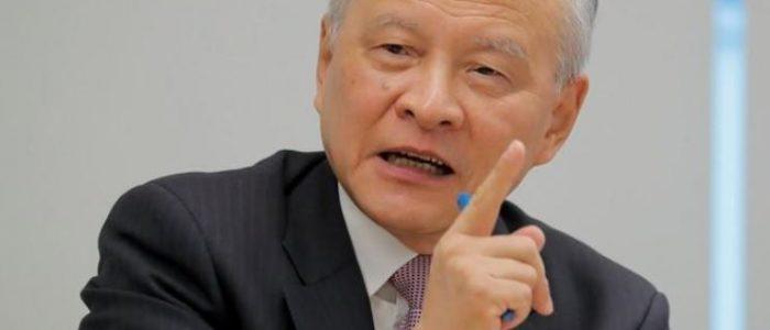 """الصين سترد """"على نحو متناسب"""" على أي عقوبات أمريكية بشأن مسلمي الويجور"""