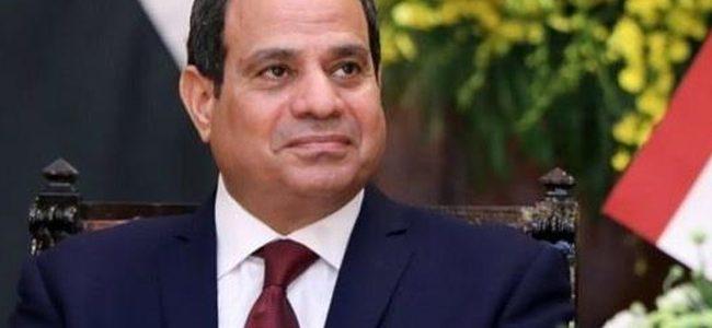 الرئيس السيسي يطلق جائزة بالشراكة مع الإمارات
