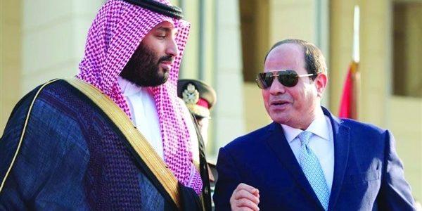 الصحف السعودية: مصر والسعودية تتفقان على التصدي للتدخلات الخارجية