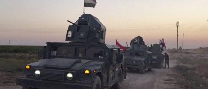 القوات العراقية تقتل إرهابيين في نفق كبير