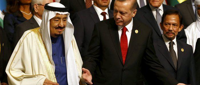 أوغلو: أردوغان متأكد من أن الملك سلمان لم يأمر بقتل خاشقجي