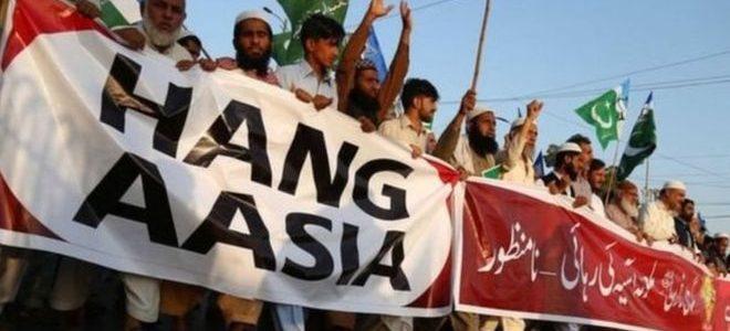 """السلطات الباكستانية تعتقل زعيم حركة """"لَبّيْك"""" المتشددة"""
