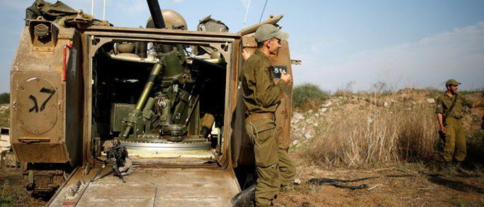 تحركات عسكرية إسرائيلية على الحدود اللبنانية