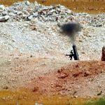 إرهابيو النصرة يتدربون على استخدام أسلحة كيميائية في إدلب واتهام الحكومة بذلك