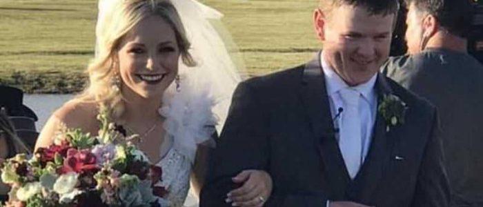 نهاية مروعة لزوجين بعد ساعات من الزفاف