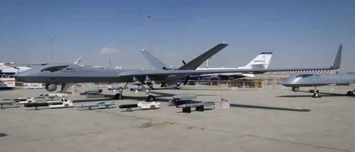 """مصر تتسلح بطائرات """"الزاحف المجنح"""" الصينية"""