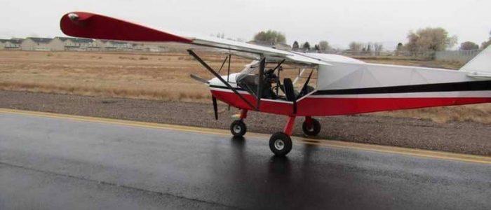 مراهقان يسرقان طائرة ويحلقان بها على طريق سريع