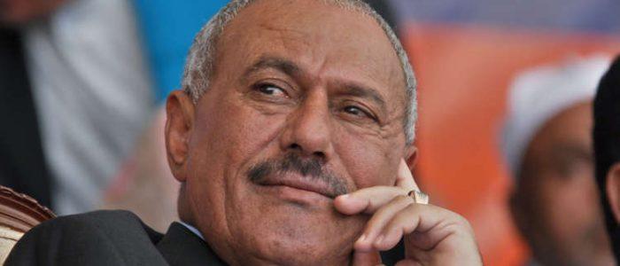 قيادي في حزب المؤتمر اليمني يكشف مكان قبر صالح