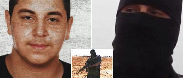 من هو الجلاد الأول في داعش؟