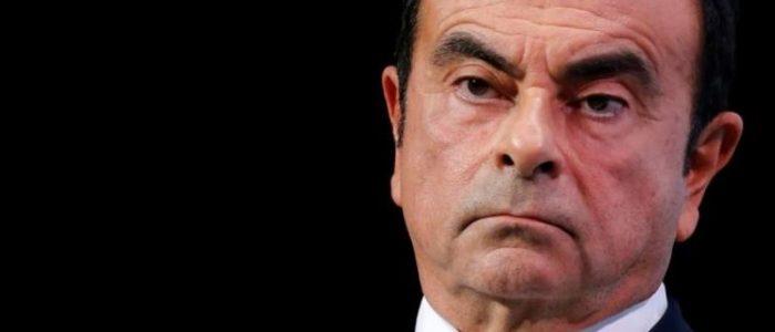 كارلوس غصن رئيس نيسان السابق ينفي التهم المنسوبة إليه