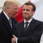 ماكرون ينتقد ترامب بسبب سحب القوات من سوريا