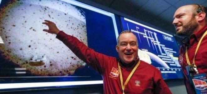 ناسا تنجح في إرسال مسبار لدراسة أعماق المريخ