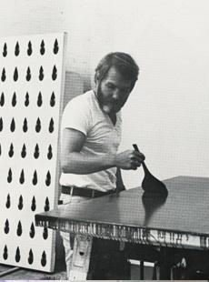 الفنان التشكيلي الأمريكي نوردن
