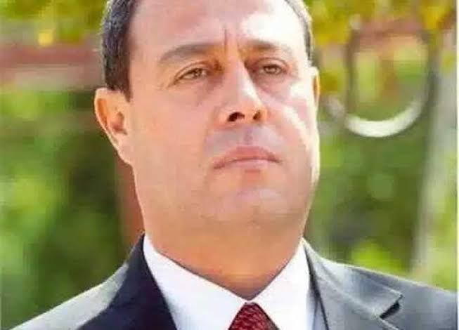 السفير دياب اللوح، سفير فلسطين لدى مصر