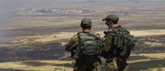 إسرائيل قدمت دعم مسلح لمعارضي الأسد في مرتفعات الجولان المحتلة