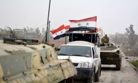 الجيش السوري يحشد قواته في إدلب استعدادا لمواصلة التقدم