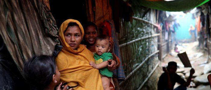 مسلمو الروهينجا ضحايا الاتجار بالبشر من جديد في بورما