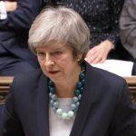تيريزا ماى تتعرض لضغوط هائلة من بعض الوزراء للخروج دون اتفاق