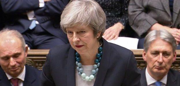 تيريزا ماي تقترح على البرلمان التصويت لتأجيل بريكست