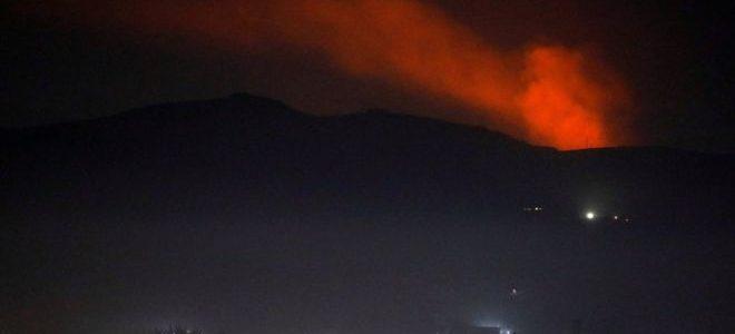 انفجارين متزامنين في شرقي سوريا
