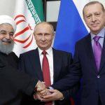 كيف ستتفق تركيا وإيران وروسيا شرقي سوريا؟