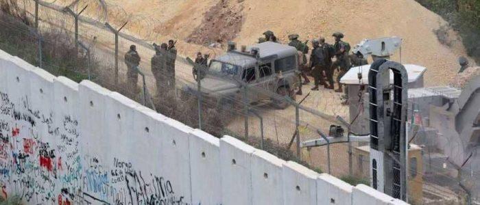 إسرائيل تدمر أنفاق حزب الله