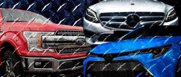 السيارات الأكثر مبيعا في 2018